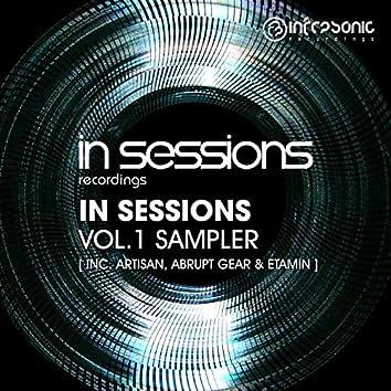 In Sessions Vol.1 Sampler