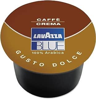 Lavazza BLUE Espresso Capsules, Crema Dolce, 8g Capsule, 100/Box