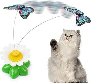 電動 猫じゃらし 飛ぶ蝶 猫用 一人遊び ストレス解消用 運動不足解消 ペットおもちゃ 猫のおもちゃ 動く 猫電動おもちゃ 電動猫じゃらし ねこおもちゃ 猫 釣り竿 猫用品