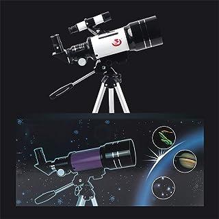 ETE ETMATE Telescope for Kids Beginners 70mm Portable Astronomical 400mm AZ Mount Telescope with Tripod,Mobile Phone Holde...