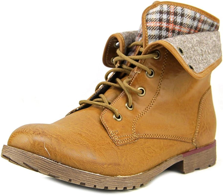 Nine West Speedy 0L1 Women US 10 Tan Boot