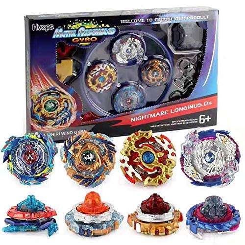 Bay Burst Battle Avatar Attack Battle Set with Two Launchers