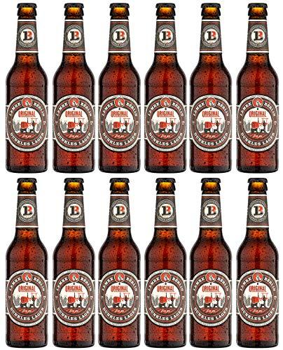 LEMKE Berlin Original | dunkles Lager, Wiener Lager (12 x 0,33l)