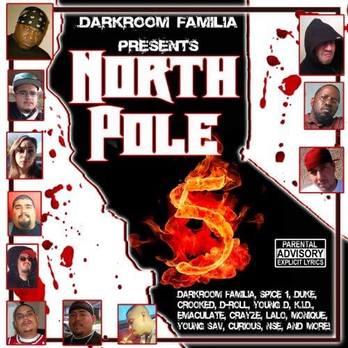 Darkroom Familia feat. Spice 1, Darkroom Familia, Duke, Crooked, Young D, KID, D-Roll & Emac