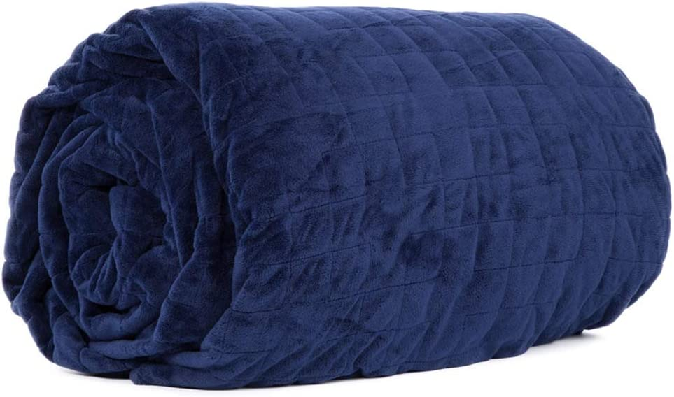 Class Cotton Overseas parallel import regular item King Size Weighted Blanket Cover and for Credence Adults Kid