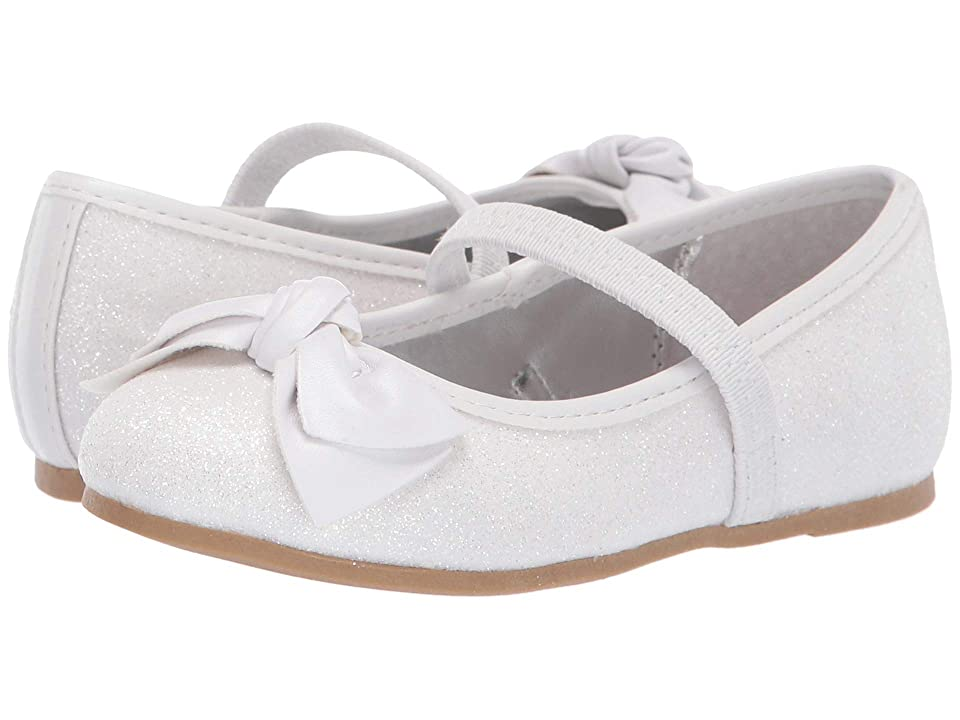 Nina Kids Liza-T (Toddler/Little Kid) (White) Girls Shoes