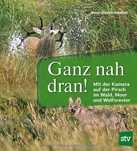 Ganz nah dran!: Mit der Kamera auf der Pirsch im Wald, Moor und Wolfsrevier