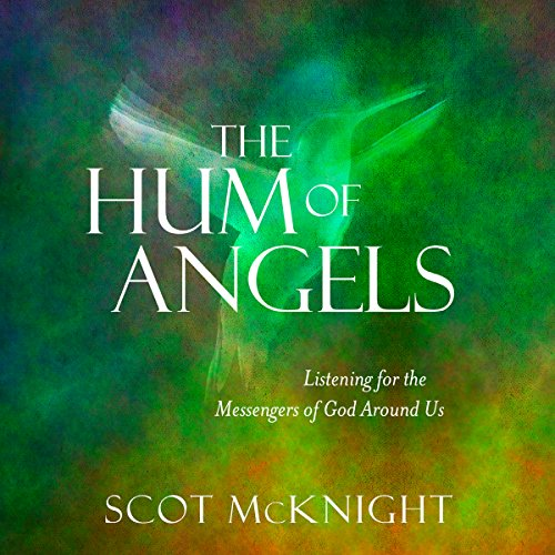 The Hum of Angels audiobook cover art