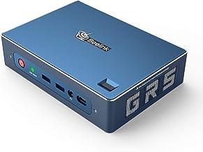 Beelink GTR Mini PC Windows 10 Pro,AMD Ryzen 5 3550H Processor(up to 3.7 GHz) 8GB DDR4 256GB NVMe SSD+1TB HDD,Radeon Vega ...