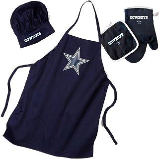 da8e1b7cc Pro Specialties Group NFL Dallas Cowboys Team Logo Barbeque Apron