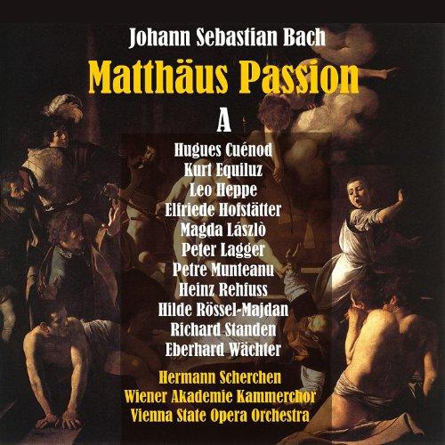Saint Matthew Passion: I. The Lord's Supper. Erkenne mich, mein Hüter (Recitative / Evangelist, Jesus)