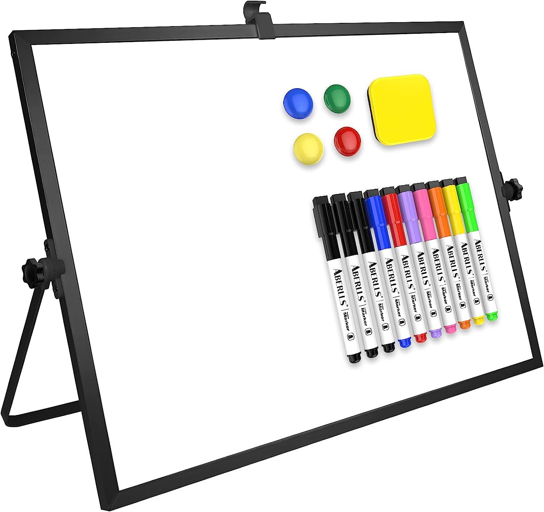 Dry Erase White Board Large Indefinitely Desktop Whiteboard 16
