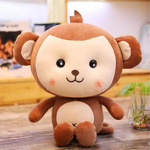 Tienda de moda y compras online. Ycmjh Cute Aniñal Monkey Filled Aniñal Doll Kawaii Peluche Peluche Peluche Juguete Niño Regaño 60cm  minorista de fitness