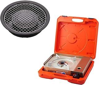カセットフーBOプラス&プレートセット (カセットフーBOプラス&網焼きプレート 計2点セット 岩谷産業)
