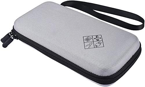 Zaracle for Graphing Calculator Texas Instruments TI-84 / Plus CE Hard EVA Carry Case Handheld Storage Case Travel Ba...