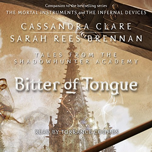 Bitter of Tongue cover art