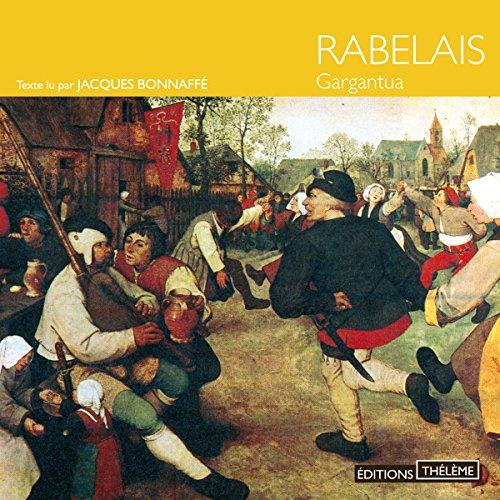 Gargantua [French Version] audiobook cover art