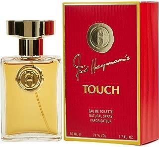 Touch By Fred Hayman For Women. Eau De Toilette Spray 1.7 Ounces