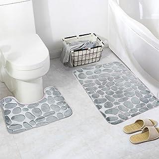 Suchergebnis auf Amazon.de für: badezimmerteppich set