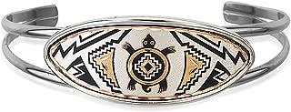 Adjustable Wire Silver Bangle Bracelet in Wildlife Designs for Teen Girls & Women, Handmade Copper Bracelets