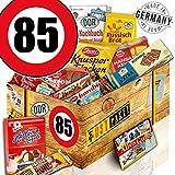 Geschenkset mit Keksen / DDR Box / Geschenk Box für Frauen 85 Geburtstag