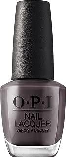 OPI Nail Lacquer, Long Lasting Nail Polish, Browns