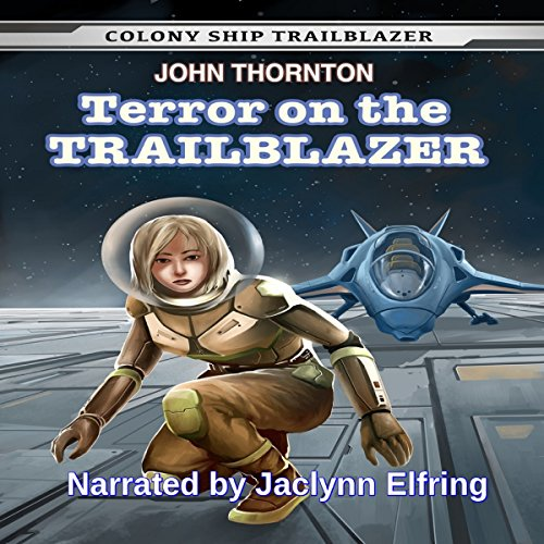 Terror on the Trailblazer cover art