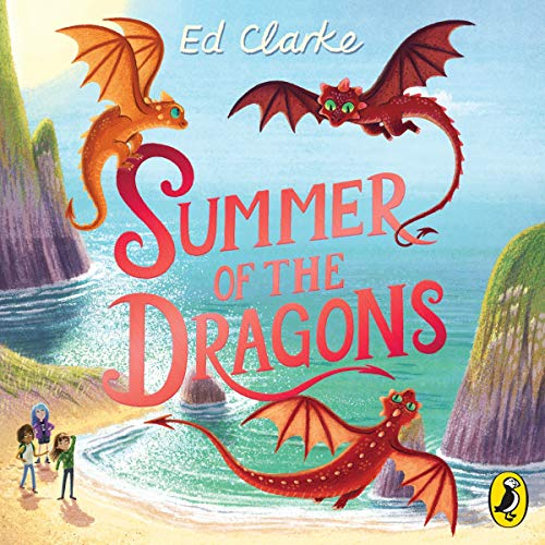 Summer of the Dragons cover art