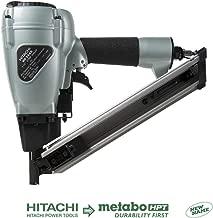 Hitachi NR38AK Positive Placement Metal Connector Nailer, 1-1/2