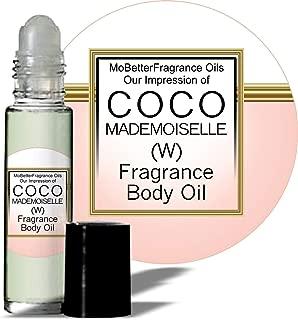 Coco Mademoiselle Type* (W) Women Fragrance Perfume Body Oil