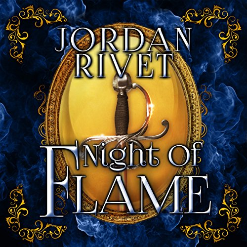 Night of Flame audiobook cover art