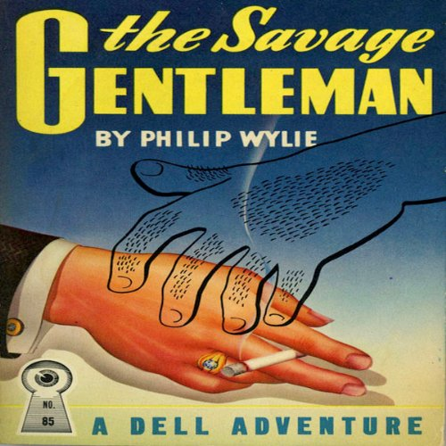 The Savage Gentleman audiobook cover art