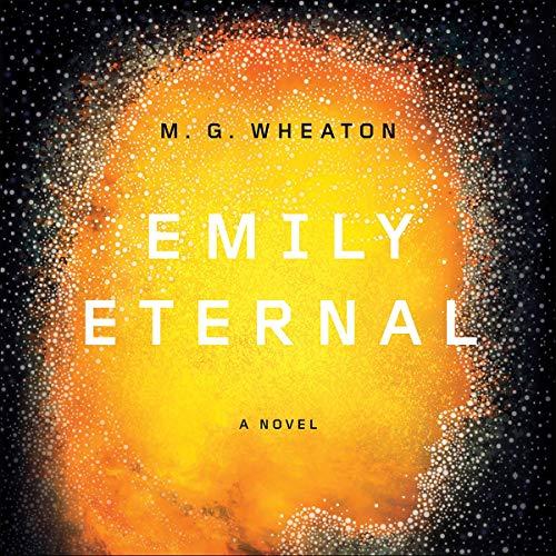 Emily Eternal audiobook cover art