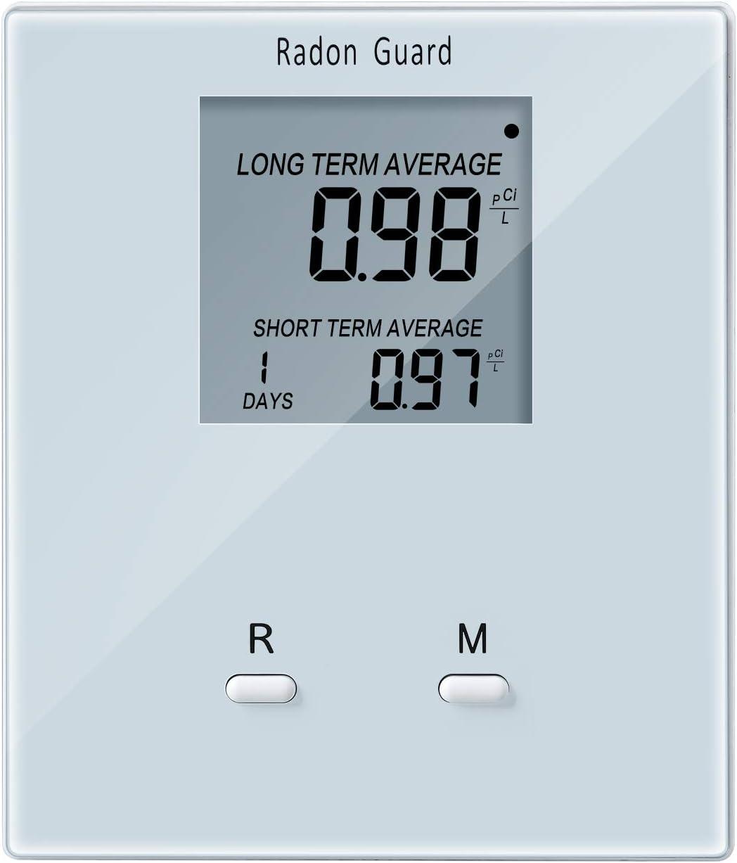 全店販売中 Home Radon 割引も実施中 Detector Portable Meter Elifecity and Long Sh
