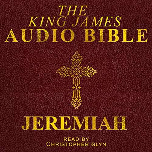 Jeremiah audiobook cover art