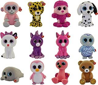 Ty Beanie Babies 25003 Mini Boos Collectable Series 3 Figure