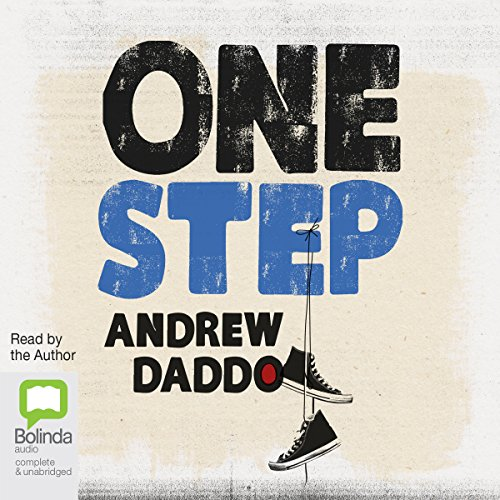 One Step audiobook cover art
