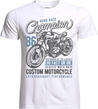 Motorcycle Chopper Motocross Bike Biker Motorrad Moto Rider T-Shirt