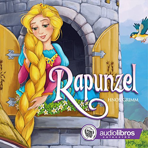 Rapunzel [Spanish Edition] audiobook cover art