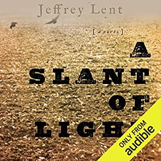 A Slant of Light audiobook cover art