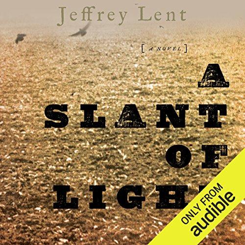 A Slant of Light audiobook cover art