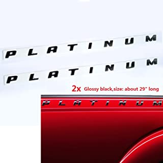 Best ford platinum emblem Reviews