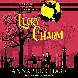 Lucky Charm audiobook cover art