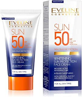 Eveline Whitening Sun Protection Face Cream - 50 Ml