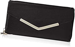 Cute Ladies stylish shiny Purse sparkling long wallet...
