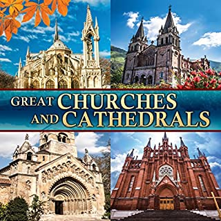Great Churches and Cathedrals audiobook cover art