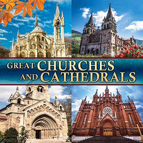 Couverture de Great Churches and Cathedrals