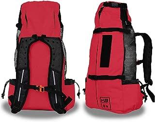 K9 Sport Sack | Dog Carrier Dog Backpack for Small, Medium & Large Pets | Front Facing Adjustable Dog Backpack Carrier | Fully Ventilated | Veterinarian Approved Pet Sport Backpack