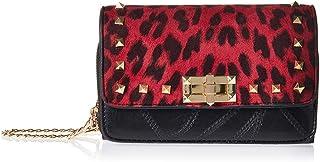 حقيبة طويلة تمر بالجسم للنساء من اينوي - بلون احمر