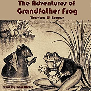 The Adventures of Grandfather Frog cover art